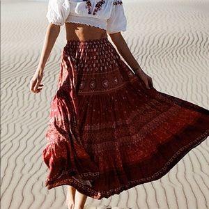 Spell & The Gypsy Collective Skirts - Spell & the Gypsy x Tuula Gypsiana Maxi